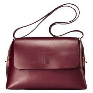 Opening Ceremony full leather handbag